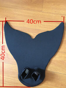 Mermaid Tails Pro Fin Monofin Flipper grils kids boys New cosplay Gift