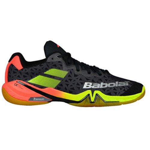 Babolat Shadow Tour Men's Badminton shoes Indoor Racket Racquet Black 30S1801