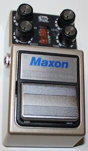 MAXON-TRUE-TUBE-BOOSTER-OVERDRIVE-TBO9-Pedal-New-Maxon-Authorized-Dealer