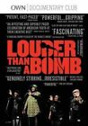 Louder Than a Bomb 0829567080924 With Artists Not Provided DVD Region 1