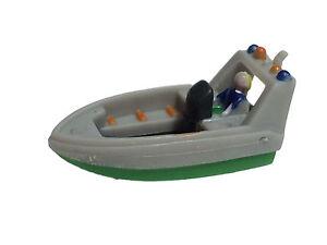 Playmobil-Puppenhaus-Mini-Spielzeug-Schnellboot-Micro