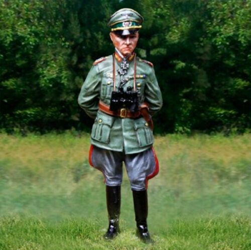 COLLECTORS SHOWCASE WW2 GERMAN CS01039 GENERAL ERWIN ROMMEL MIB