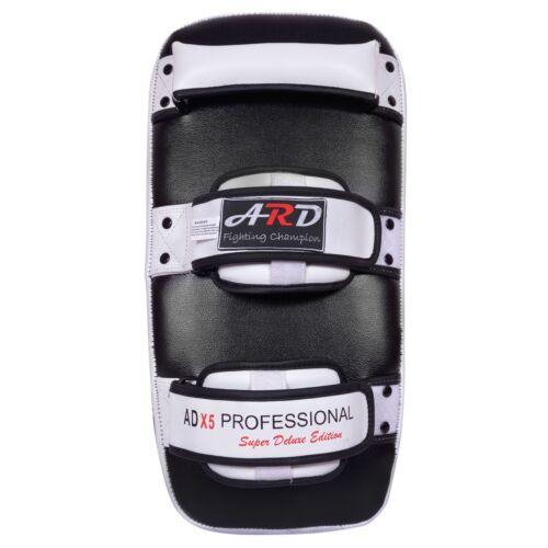 ARD Kick Boxing Strike Curved Thai Pad MMA Focus Muay Thai Punch Shield Mitt
