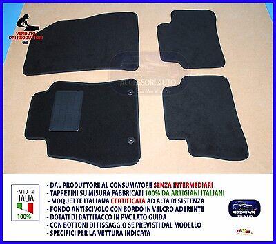 GREAT WALL HOVER TAPPETI AUTO tappetini posteriori uniti 4blok