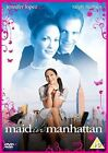 Maid in Manhattan 2002 Jennifer Lopez DVD (uk) Romantic Comedy Movie Region 2 Ne