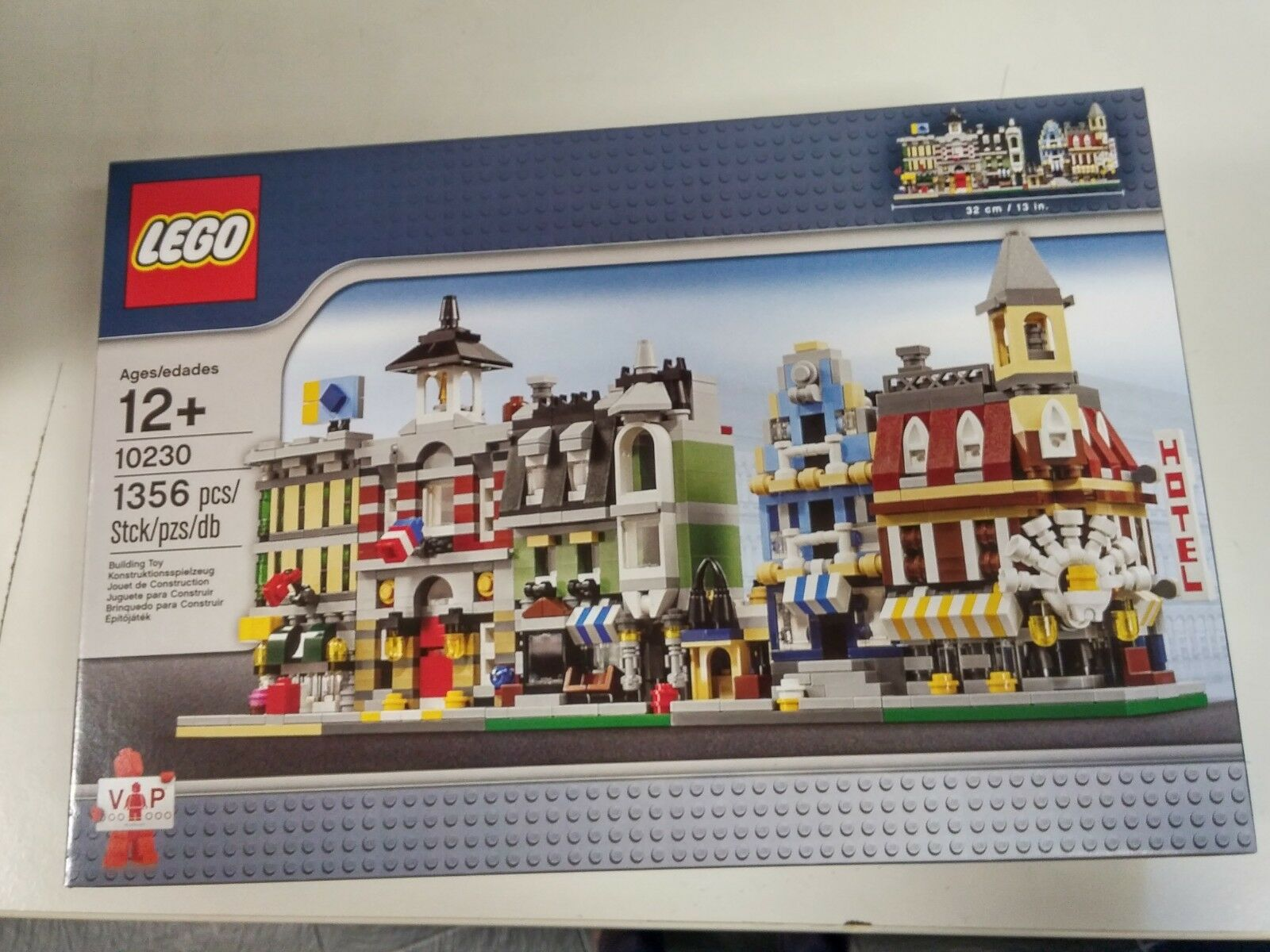 LEGO 10230 MINI MODULARS house NUOVO NEW NISB
