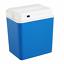 32 Litre Electrical Coolbox 240V AC /& 12V DC Electric Cooler Box  Blue Silent