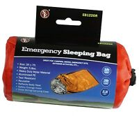 Emergency Outdoor Camping Survival Hiking Gear Kit Durable Mylar Sleeping Bag