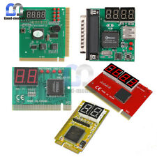 Digitial Analyzer 3 In1 Pci Pci E Pc Analysis Diagnostic Card Motherboard Tester