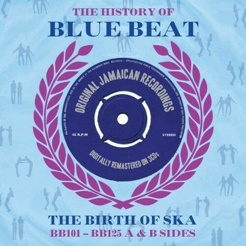 Various Artists - History of Blue Beat: BB101 BB125 A&B Sides / Various [New CD]