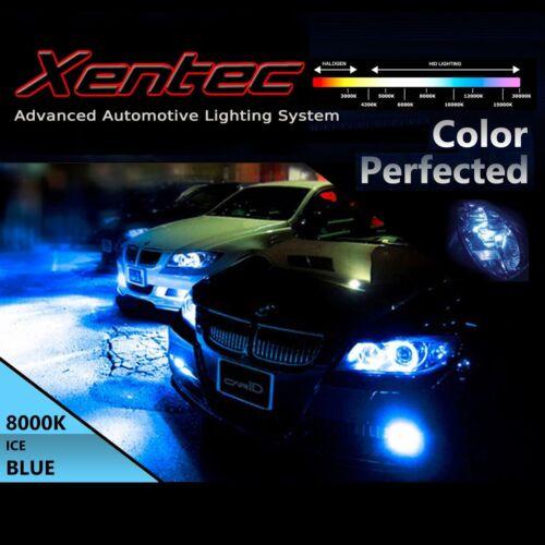Xentec Xenon Fog Light HID Kit H10 9145 9045 3000k 5000k 6000k 8000k 10000k