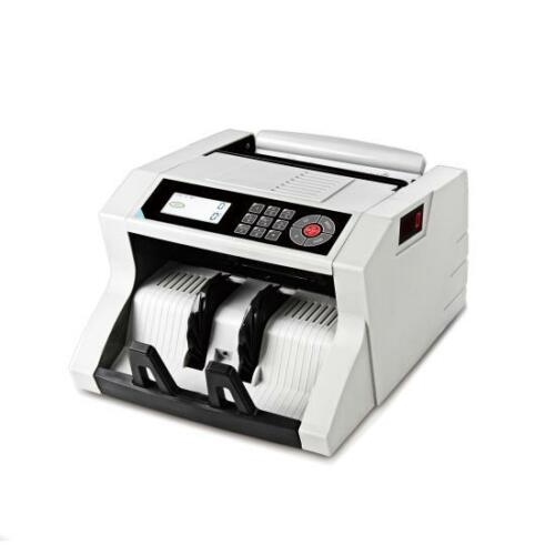 Bill Counter Digital Cash Money Banknote Counting Machine Counterfeit Detection