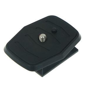 Universal-New-690-Schnellwechselplatte-fuer-Velbon-Somita-Sony-KamerastativDDE