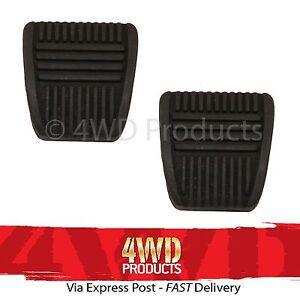 Brake-Clutch-Pedal-Pad-SET-for-Toyota-Hilux-LN167-LN174-KZN165-97-05