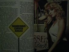 1981 TV Guide(B J  AND THE  BEAR/JUDY  LANDERS/GREG  EVIGAN/CONRAD  JANIS/ELVIS)
