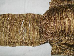 11-50-METRES-DE-GALON-ANCIEN-PASSEMENTERIE-DE-LYON-FRENCH-FRINGE-TRIM-N-NOV214