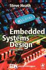 Embedded Systems Design by Steve Heath (Paperback, 2002)