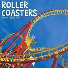 2017 Roller Coasters Wall Calendar by Willow Creek Press