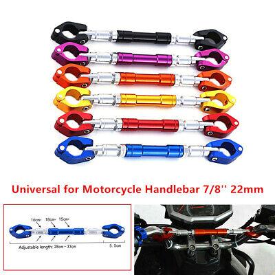 """Universal 22mm 7//8/"""" Handlebar Balance Cross Bar Strength Lever Dirt Bike Scooter"""