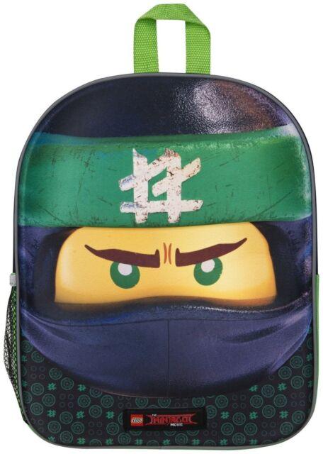 Lego Ninjago Lloyd Backpack for Boy Back to School in Style 3D Travel  School Bag