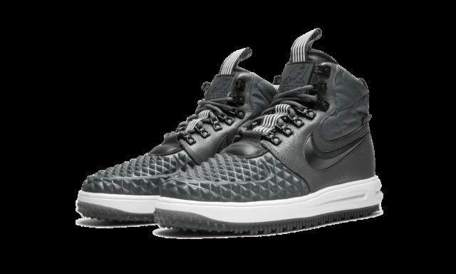 Nike LF1 Duckboot 17 Dark Grey Anthracite Grey Waterproof 916682 003 Size 10.5