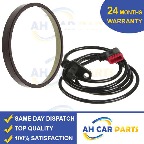 ABS106 MAGNETIC ABS RING+ABS WHEEL SPEED SENSOR FOR MERCEDES BENZ CLS-C219 REAR