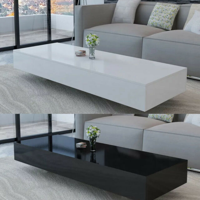 Modern Wood Stand Home Coffee Table