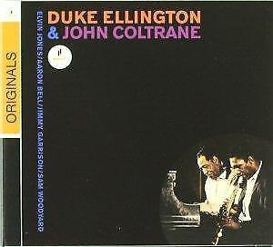 Duke-Ellington-John-Coltrane-Duke-Ellington-And-John-Coltrane-NEW-CD