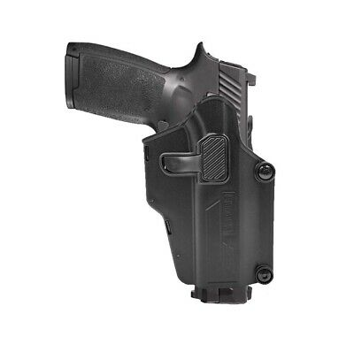 Amomax Level II Tactical Holster Fits Sig Sauer P320 Carry