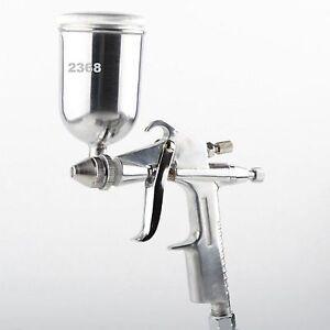 Mini-K-3-HVLP-Gravity-Feed-Paint-Spray-Gun-Airbrush