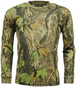 11b4129c StormKloth God's Country Camouflage Long Sleeve T Shirt Camo Hunting ...