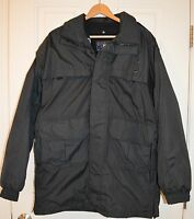 Spiewak Thinsulate Police Black Duty Jacket H1795 - Size Large ( Nypd, Security)