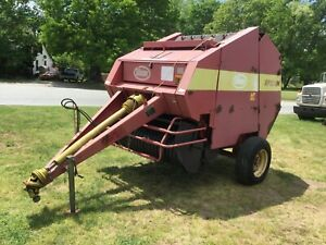 Details about Vicon RP1211 4X4 Round Baler