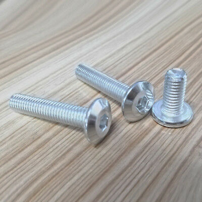 M6 Hex socket Screw Flat Hypotenuse Furniture Screw Allen Inclined head Bolts
