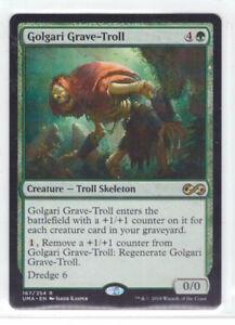 MRM ENGLISH Golgari Grave-Troll Troll des tombes golgari MTG magic UMA