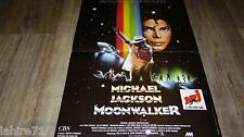 MOONWALKER ! michael jackson affiche cinema