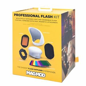 MagMod-Professional-Kit-with-MagGrip-MagSphere-MagBounce-MagGrid-MagGel-etc