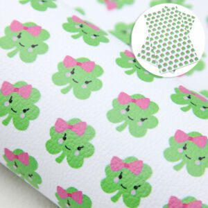 St-Patricks-Printed-Litchi-Faux-Leather-Upholstery-Fabric-Leather-Fabric-Textile