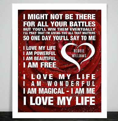 Life lyrics my love is your Goodness of