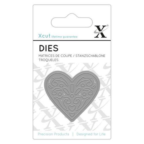 Xcut Mini meurt-dinky Dies-Coeur Pour Cartes et Artisanat