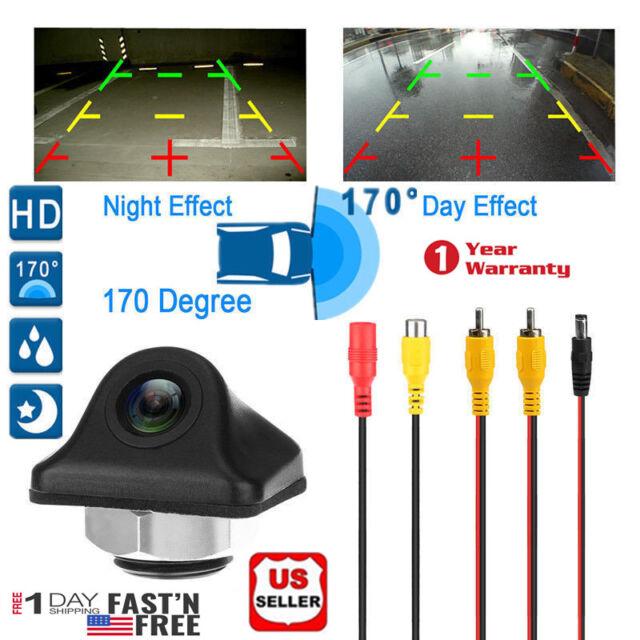 170 degree Car Trunk Handle Backup Camera Rear View HD Camera Night Vision parking camera Reverse Parking Assistance for Audi for VW Tiguan//Golf//Jetta//Passat//Touran//Touareg//Lavida//Sagitar//Caddy