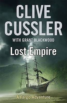 Lost Empire by Clive Cussler (Paperback, 2010)