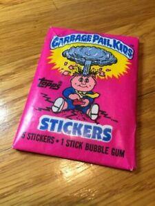 Topps 1985 1st Series Garbage Pail Kids For Sale Online Ebay