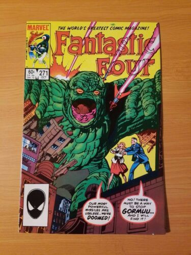 1984, Marvel Comics Fantastic Four #271 ~ NEAR MINT NM ~