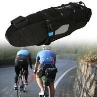 Roswheel 10l Mtb Road Bike Bicycle Bag Cycling Rear Seat Saddle Bag Waterproof on sale