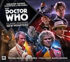 Doctor Who: Classic Doctors, New Monsters: Volume 1 by Paul Morris, James Goss, Phil Mulryne, Simon Barnard (CD-Audio, 2016)
