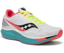 Saucony ENDORPHIN PRO White Multi Color US Men/'s Sizes 8-14 Running Shoes NEW