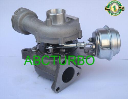 AUDI A4 A6 SKODA VW PASSAT 1.9L TDI turbo turbocharger 130HP GT1749V 717858