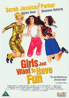 Girls Just Want to Have Fun, DVD, komedie, Stand: Ny i…