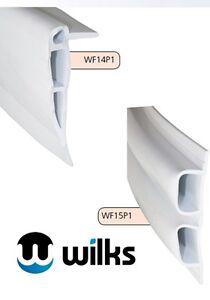 Wilks-Stegfenderprofil-weiss-angewinkeltes-amp-flaches-Stegfender-Profil-aus-PVC